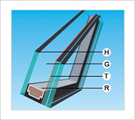 HP Plum -roof windows